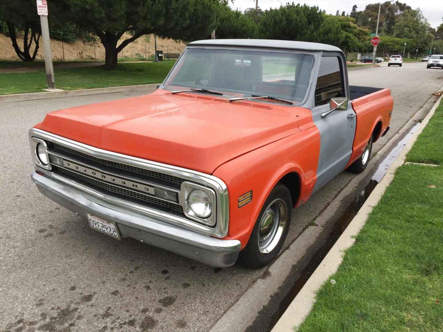 1970 chevy c10 for sale