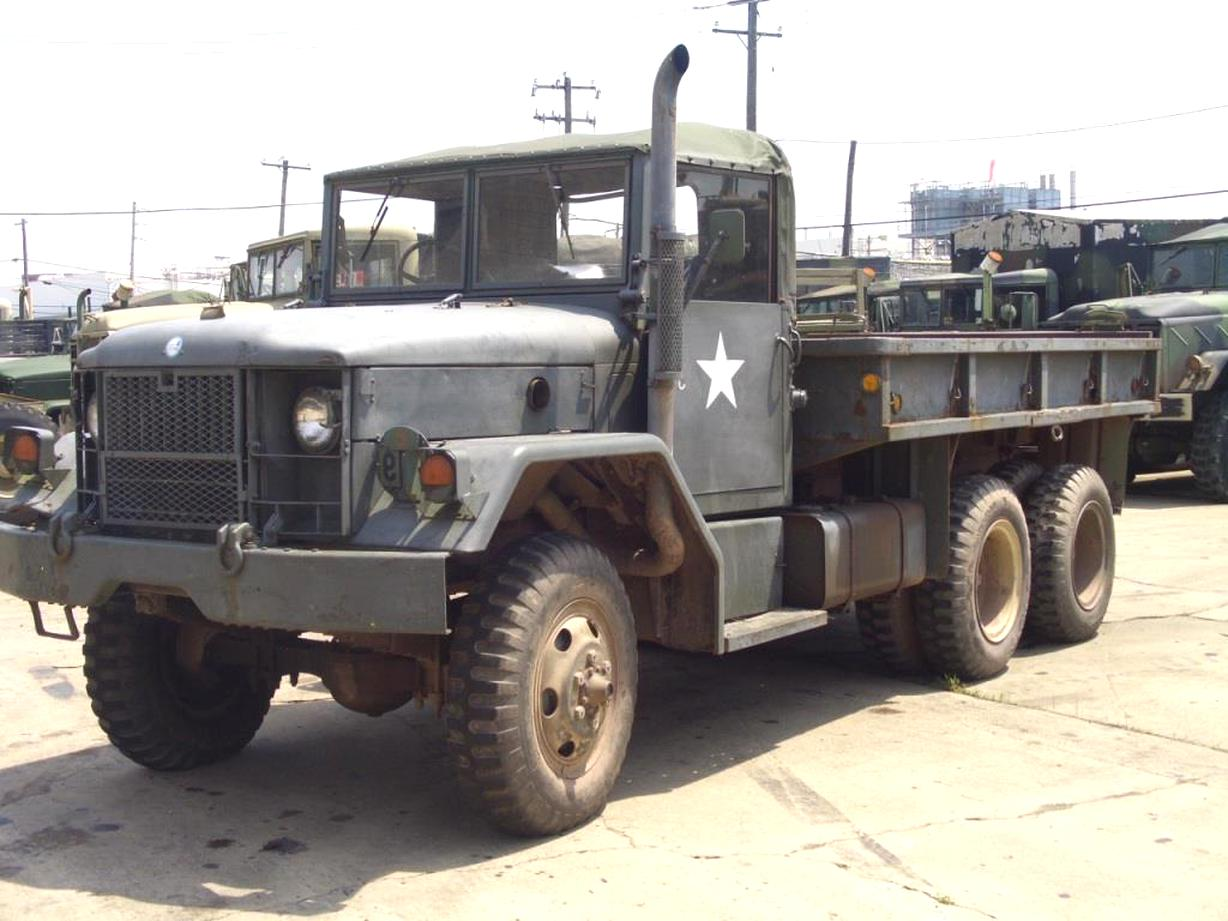 m35a2 truck for sale