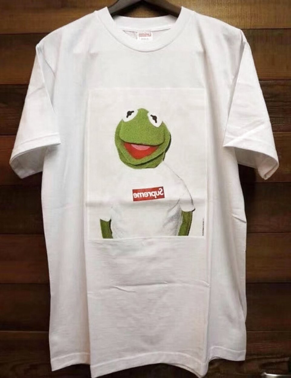 Supreme Kermit Tee For Sale | Only 2 Left At -65%