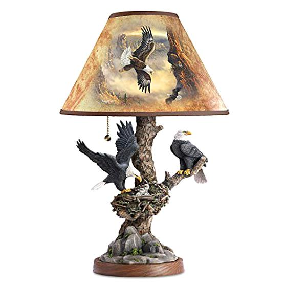 eagle lamp for sale
