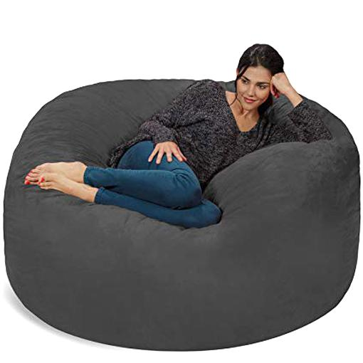 Peachy Bean Bag Chair For Sale Only 4 Left At 60 Lamtechconsult Wood Chair Design Ideas Lamtechconsultcom