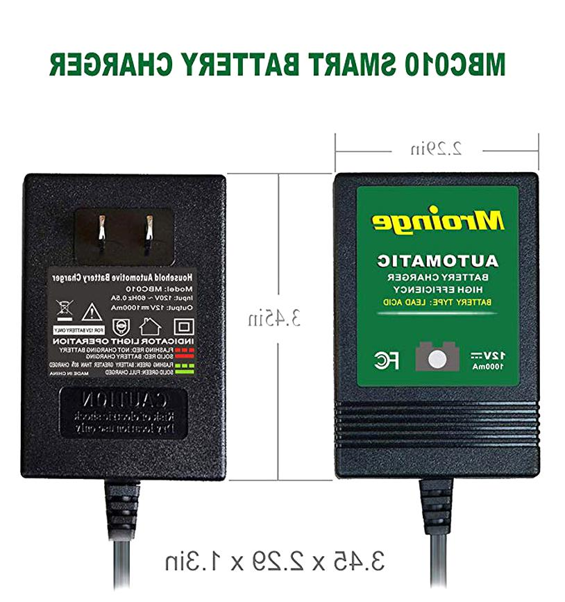 automatic battery charger for sale
