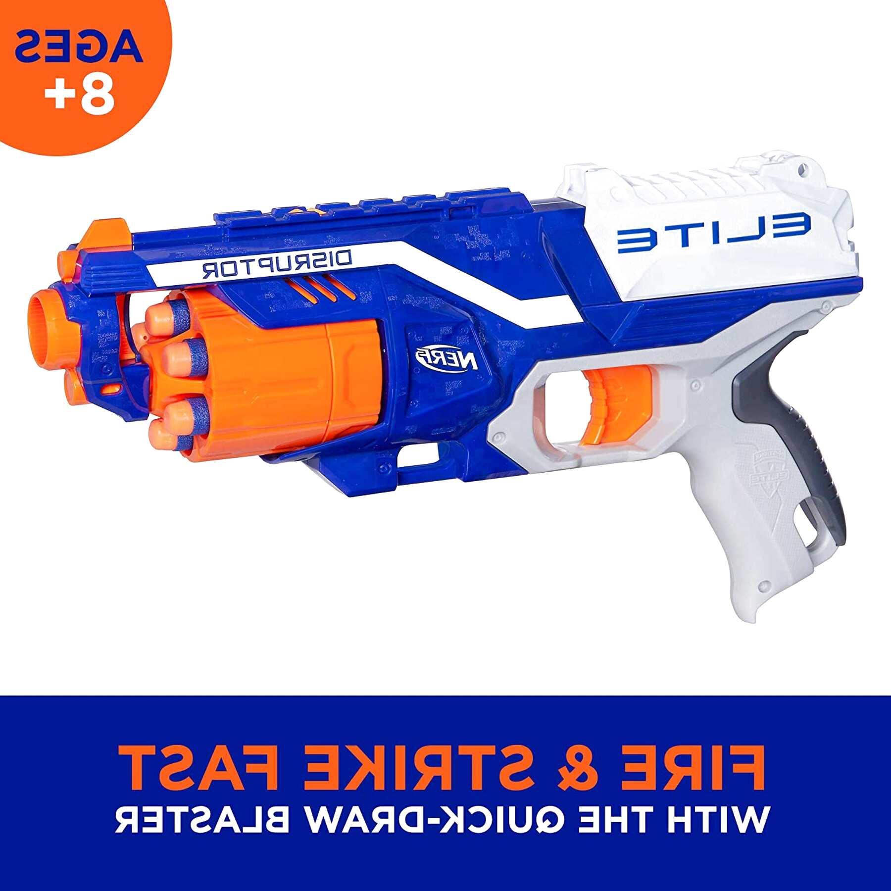 nerf elite guns for sale