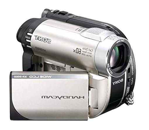 dvd camcorders sony for sale