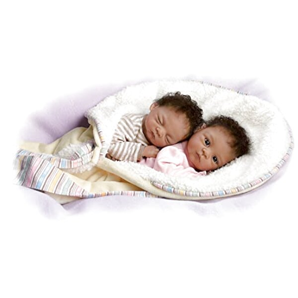brown reborn baby dolls for sale