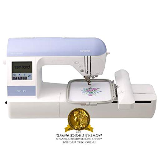 brother pe770 embroidery machine for sale