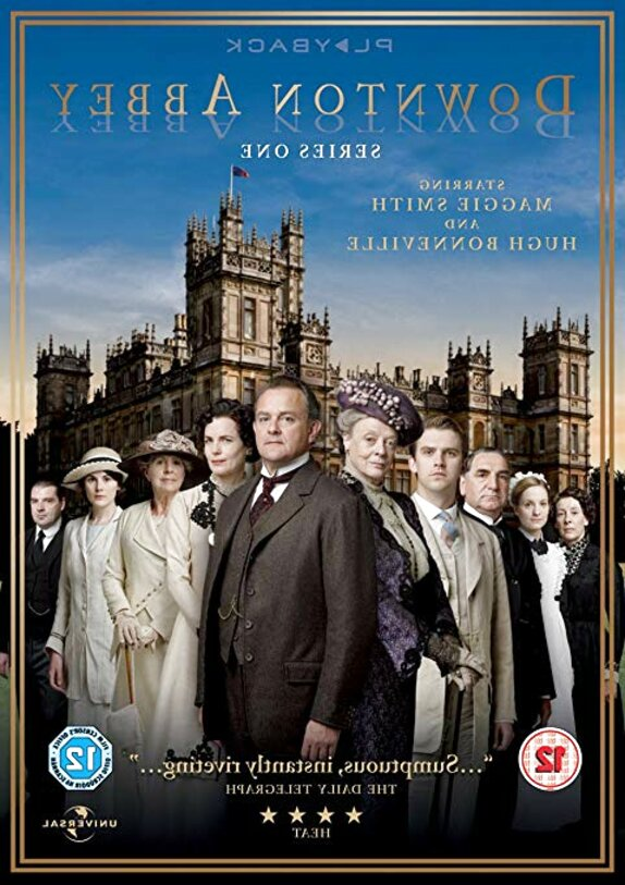 downton abbey dvd for sale