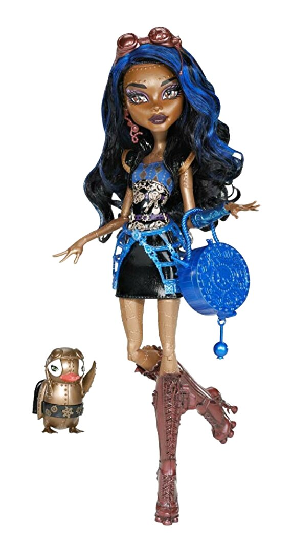 monster high robecca steam doll for sale