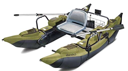 inflatable pontoon boats for sale