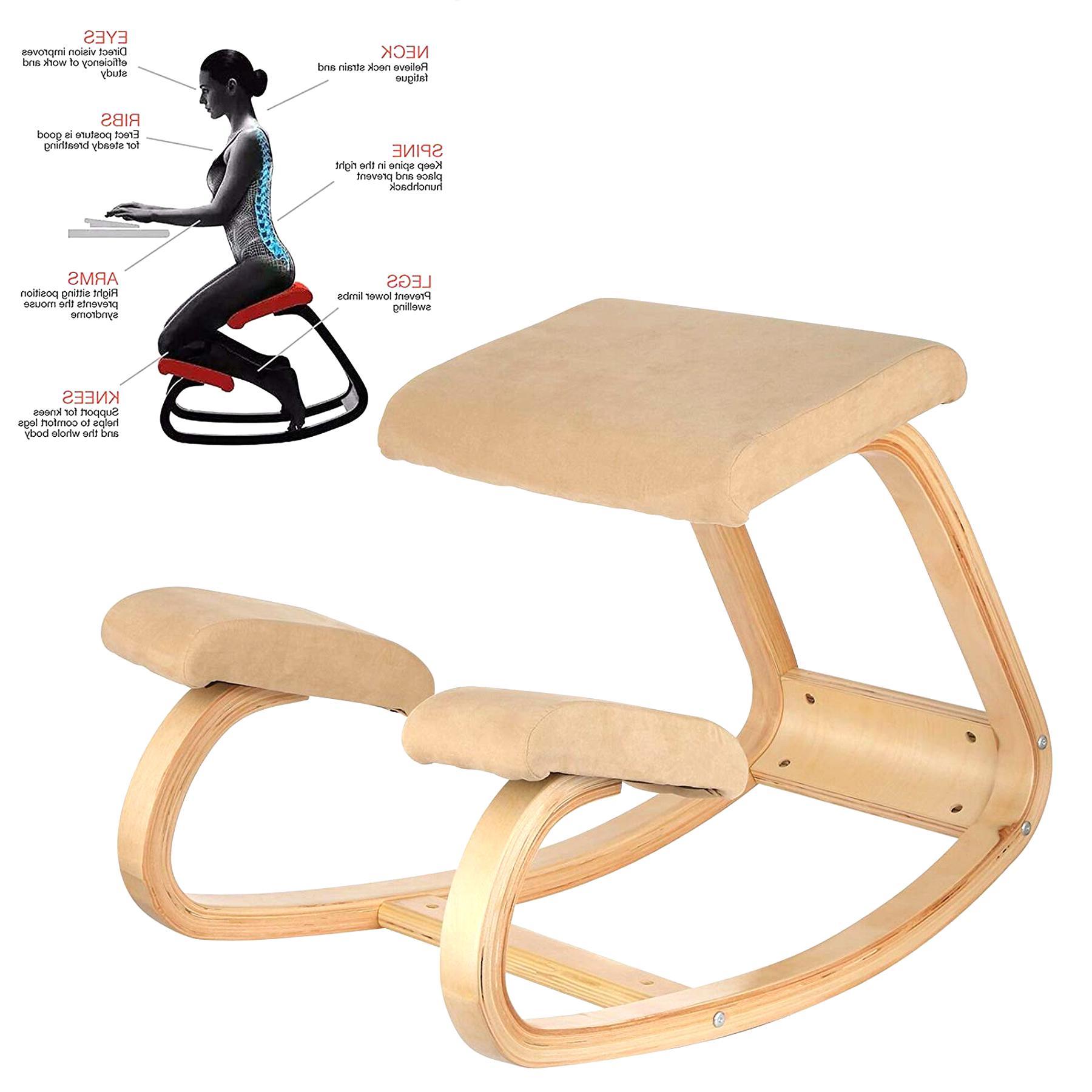 ergonomic chair wood for sale