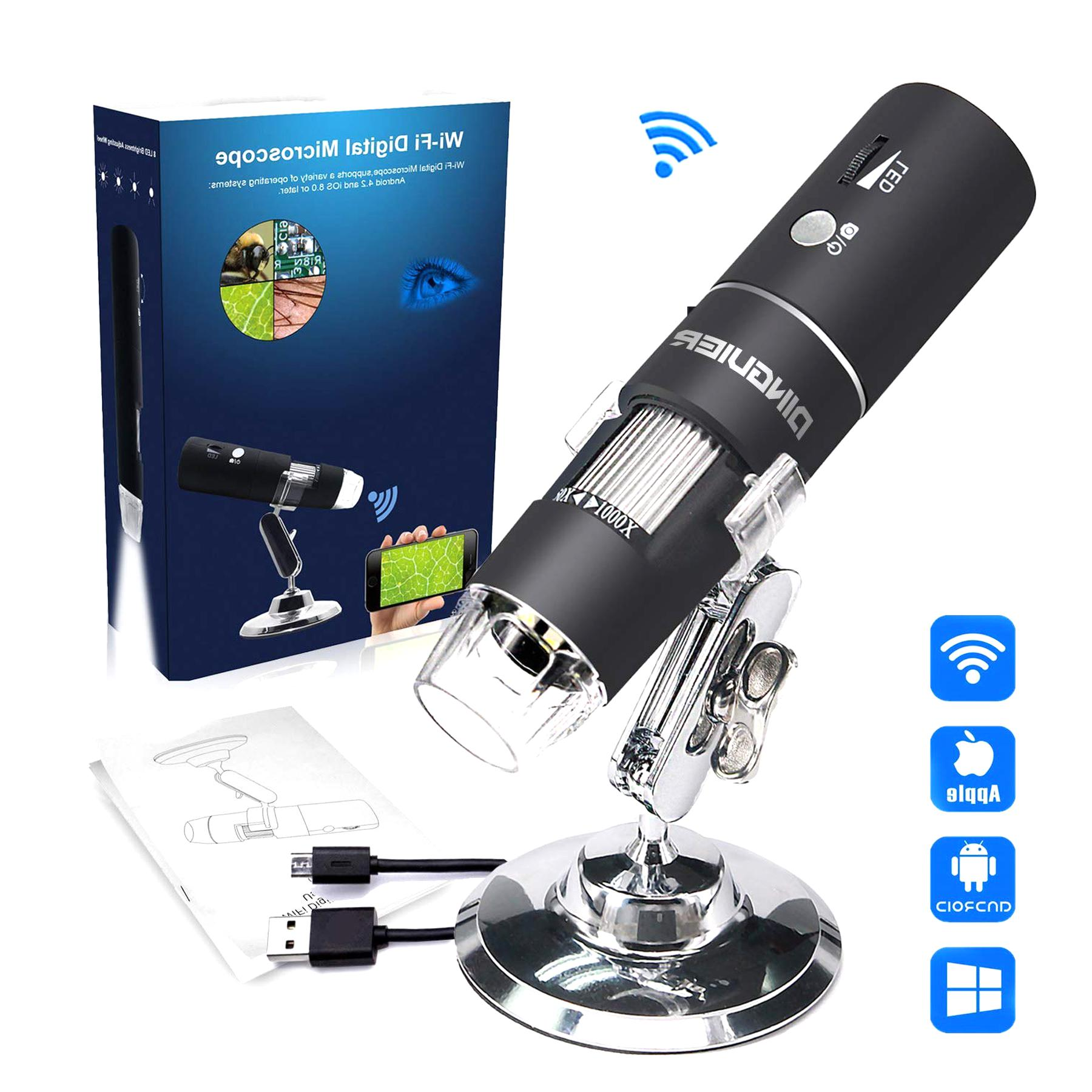 microscope camera usb wi fi for sale
