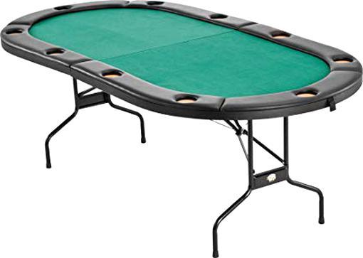 folding poker table for sale