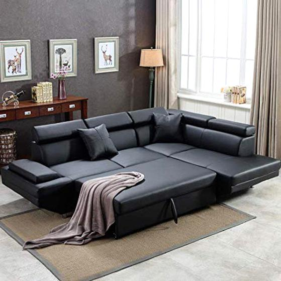 sectional sofa bed for sale