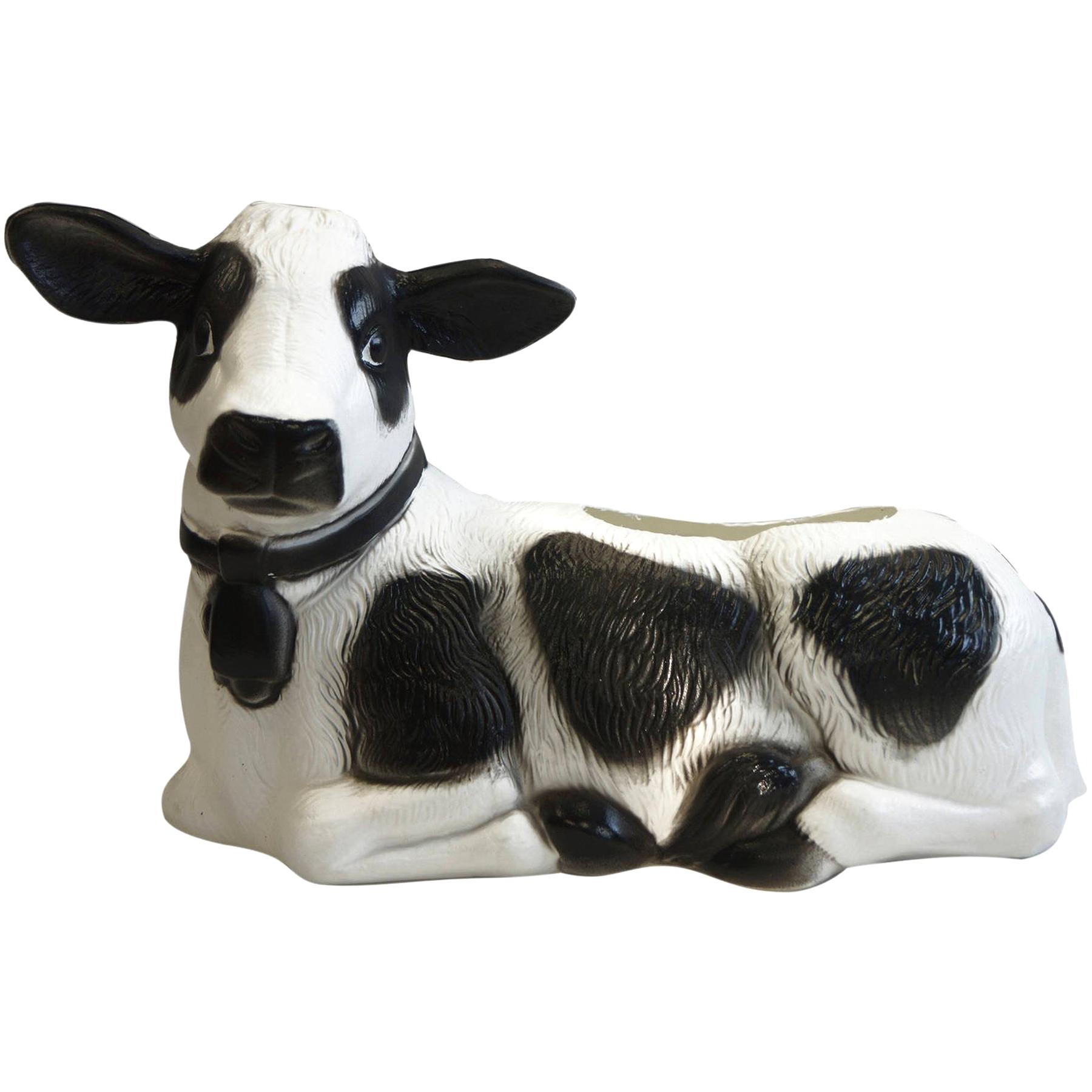 cow planter for sale