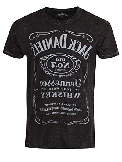 jack daniels shirt men for sale