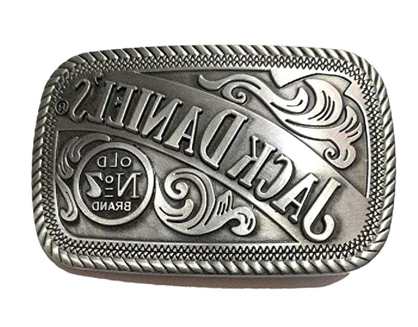 jack daniels belt buckle for sale