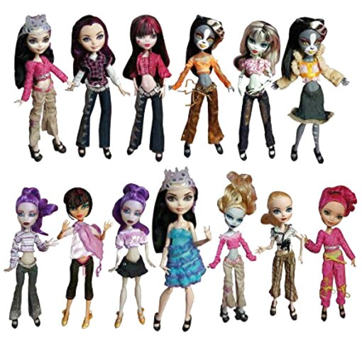monster high dolls for sale