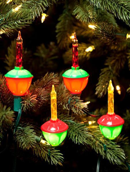 bubble light christmas tree for sale