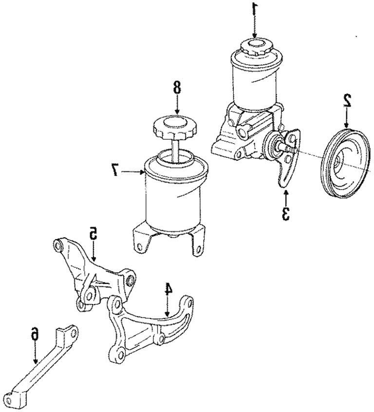 steering bracket toyota for sale