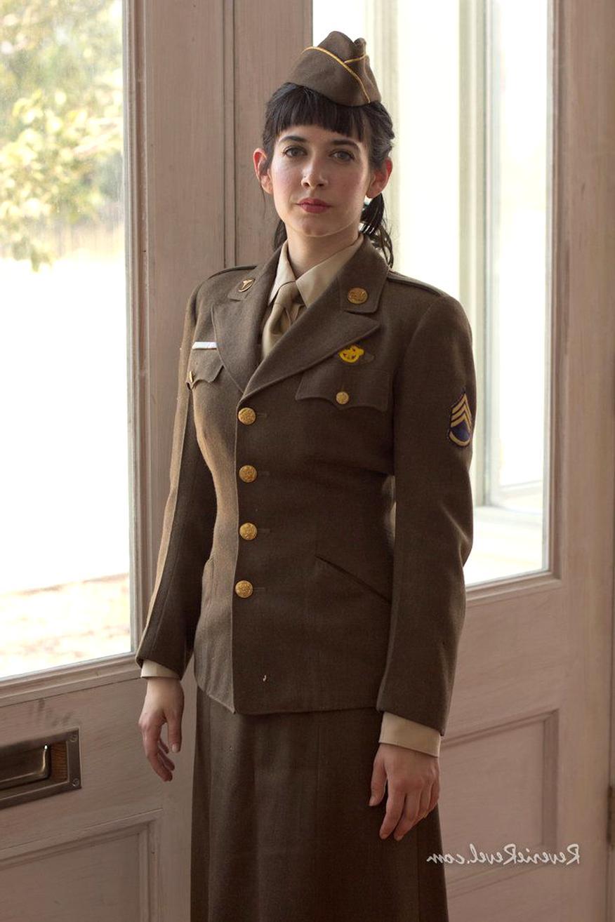 waac uniforme for sale