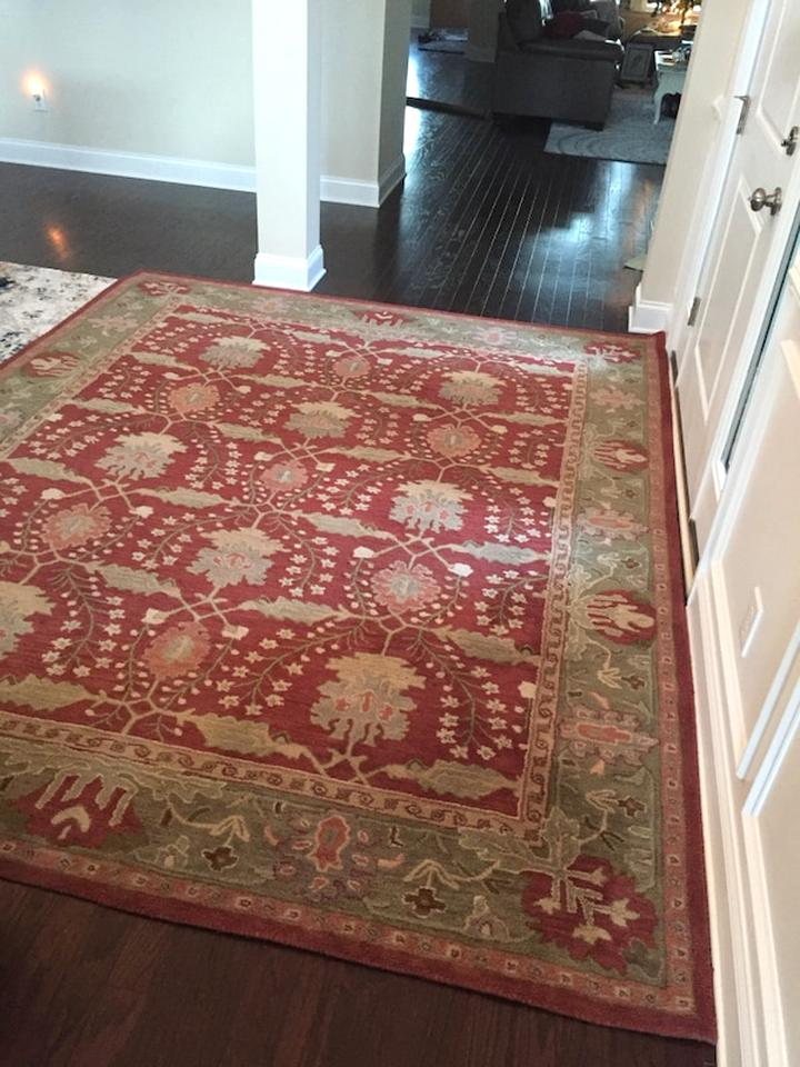 8x10 Area Rug Pottery Barn For Sale Only 2 Left At 75