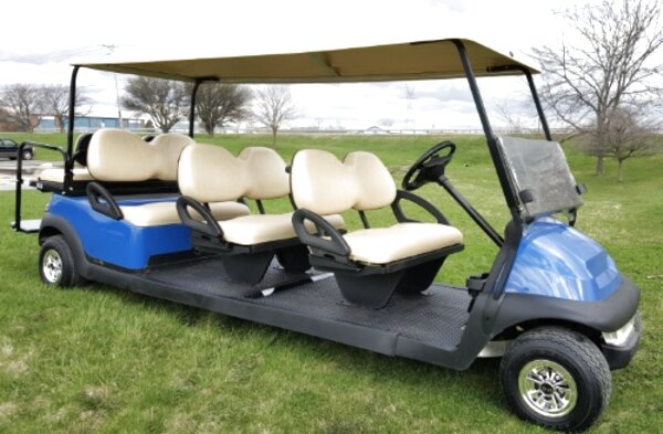 limo golf cart for sale