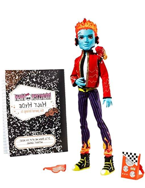 monster high holt hyde for sale