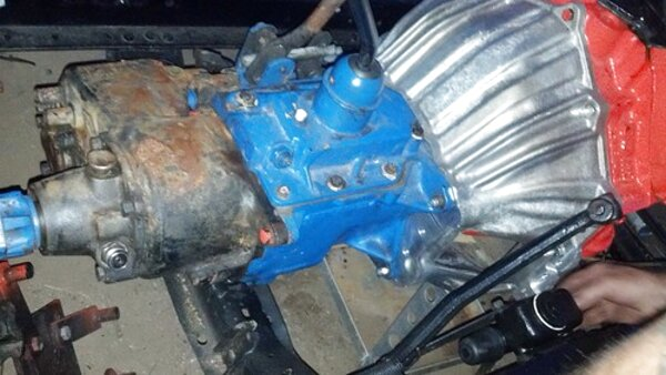 chevy 350 transmission for sale