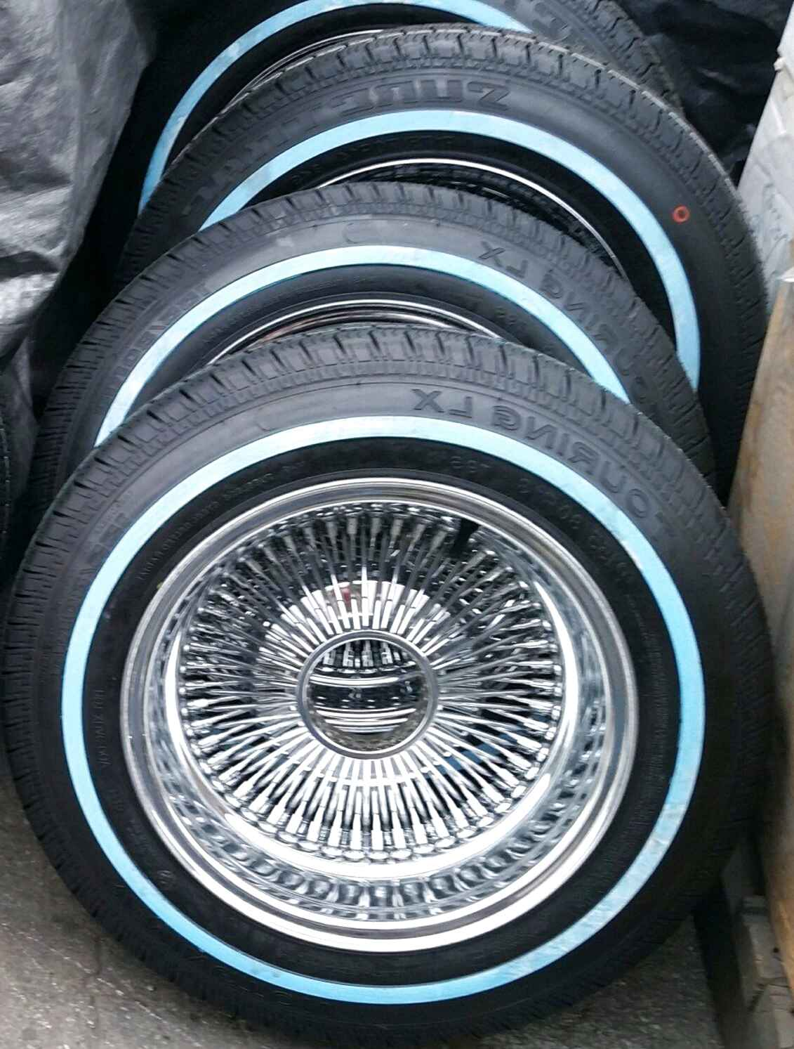 13 Wire Wheels For Sale Only 3 Left At 75