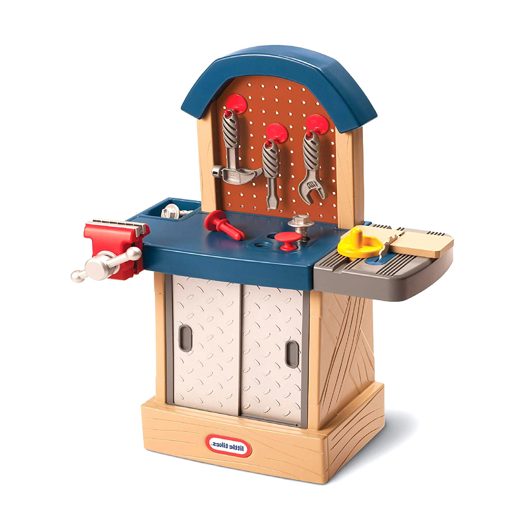 Groovy Little Tikes Workbench For Sale Only 3 Left At 75 Ocoug Best Dining Table And Chair Ideas Images Ocougorg
