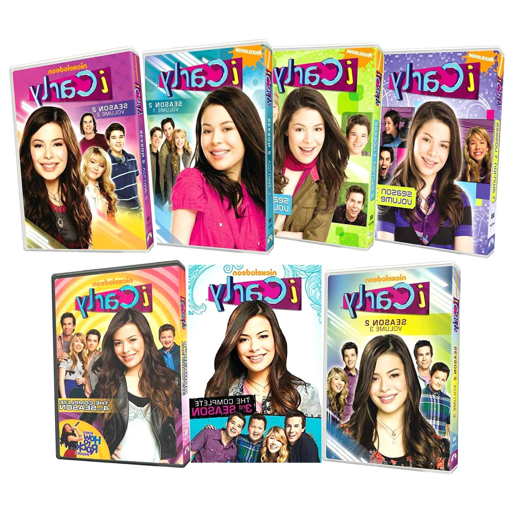 icarly dvd for sale