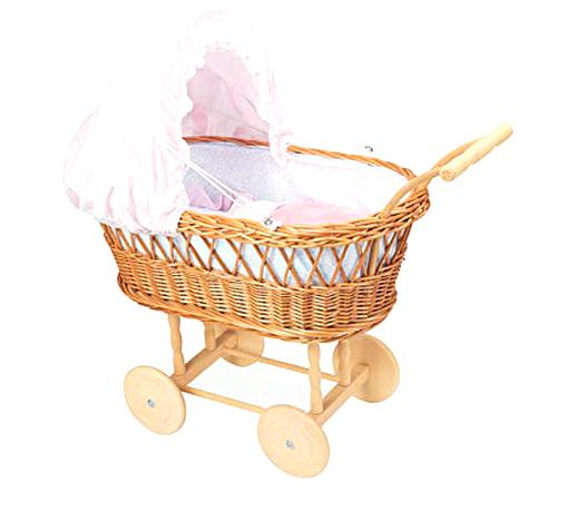 wicker pram for sale