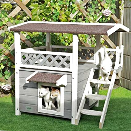 outdoor cat house for sale