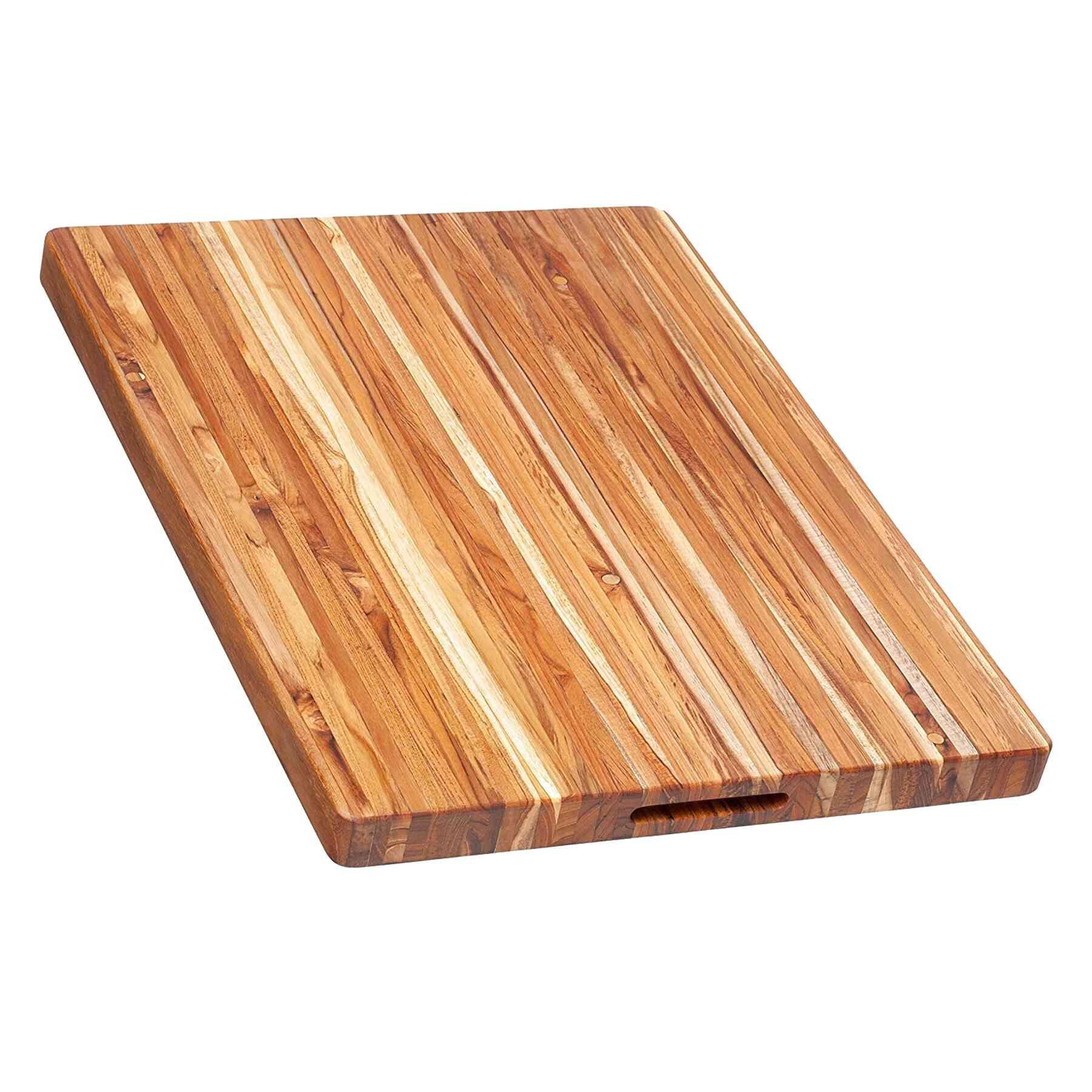 teak cutting board for sale