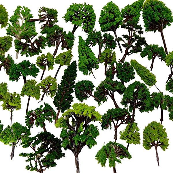 o scale trees for sale
