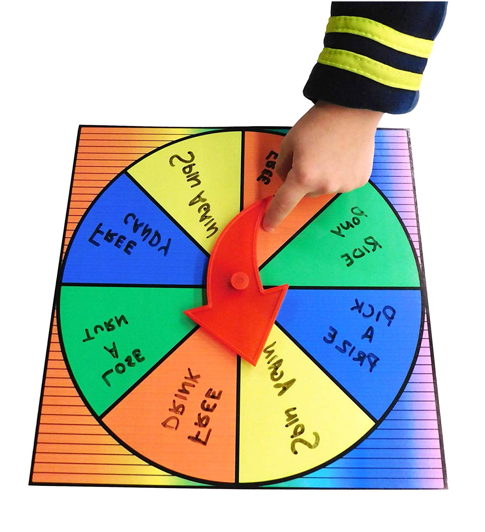 Spinning Games