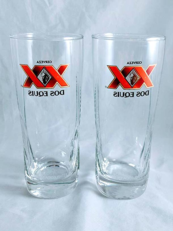 dos equis glass for sale