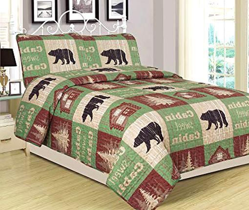 bear quilt for sale