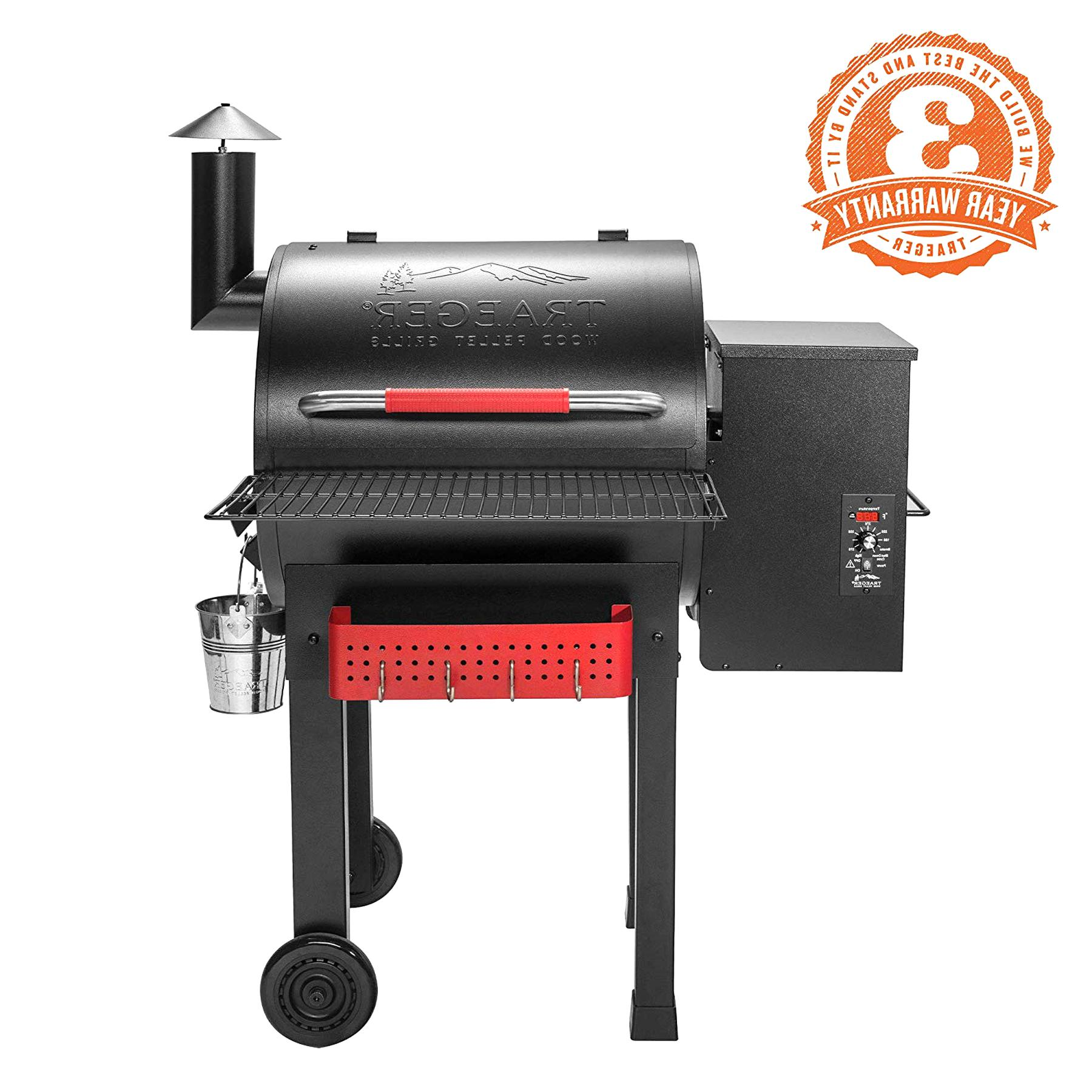 traeger renegade elite grill for sale