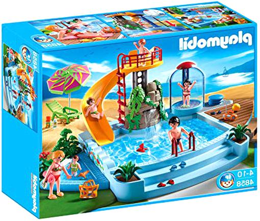 playmobil pool for sale