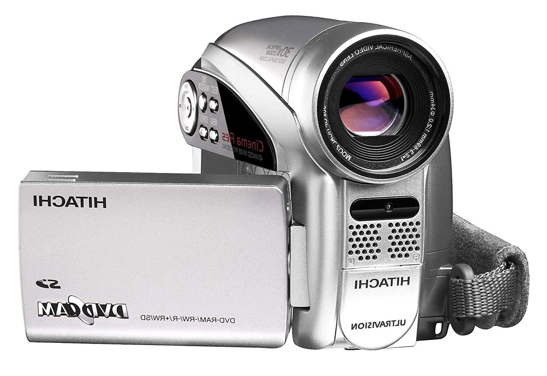 dvd camcorders hitachi for sale