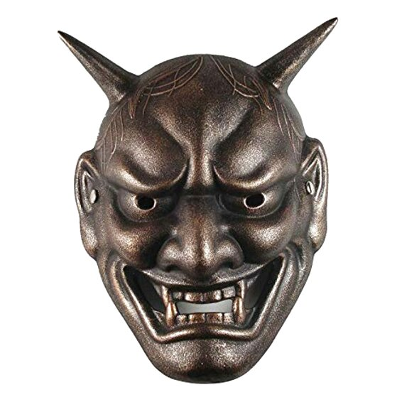 japanese oni mask for sale