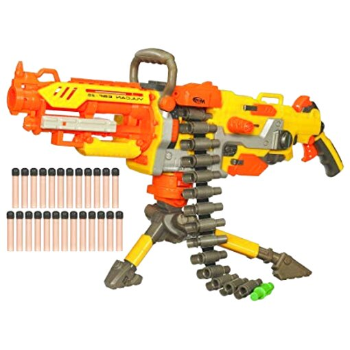 nerf n strike vulcan for sale