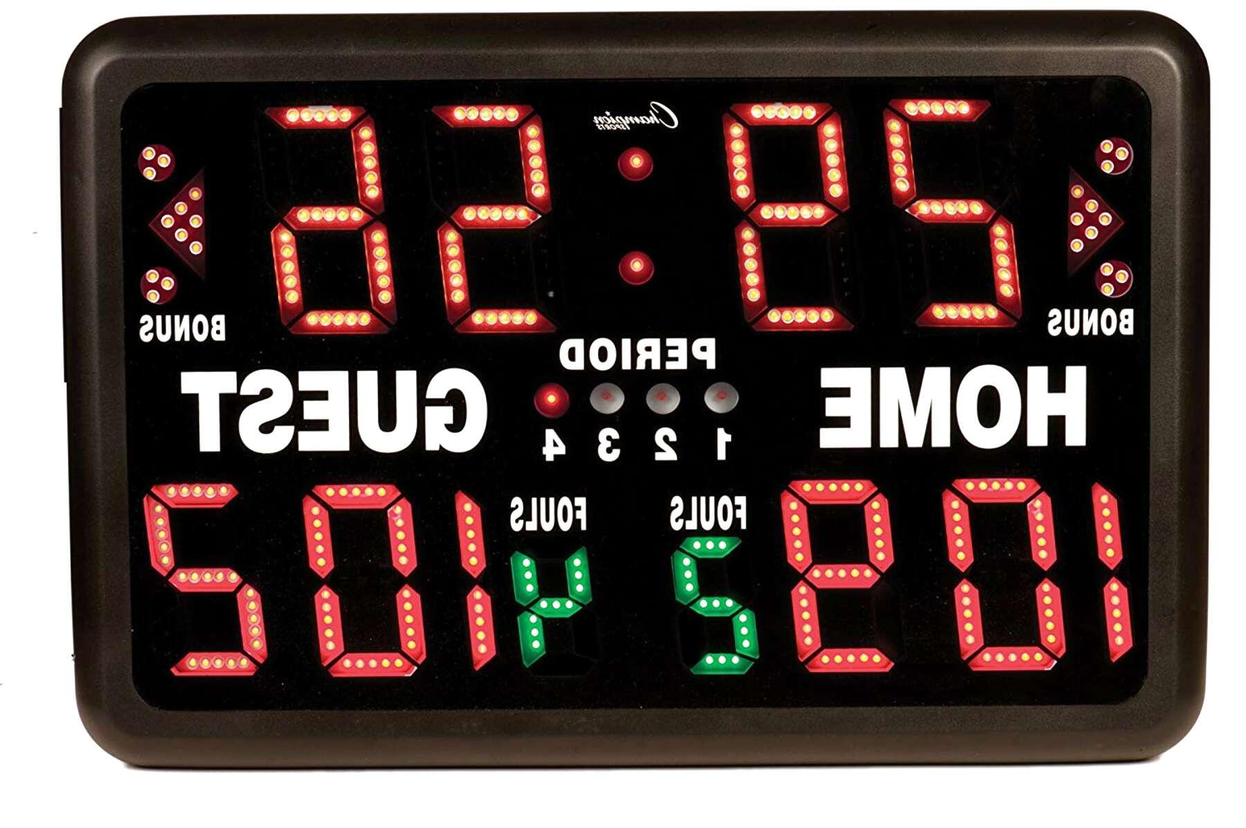 electronic scoreboard for sale