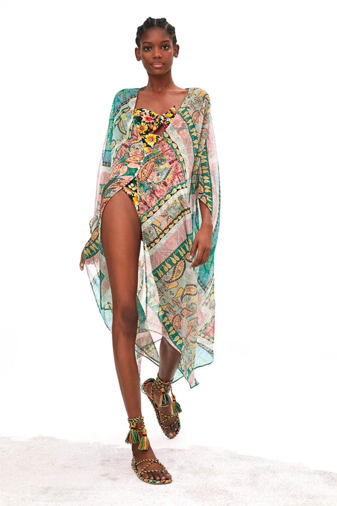 zara kimono for sale