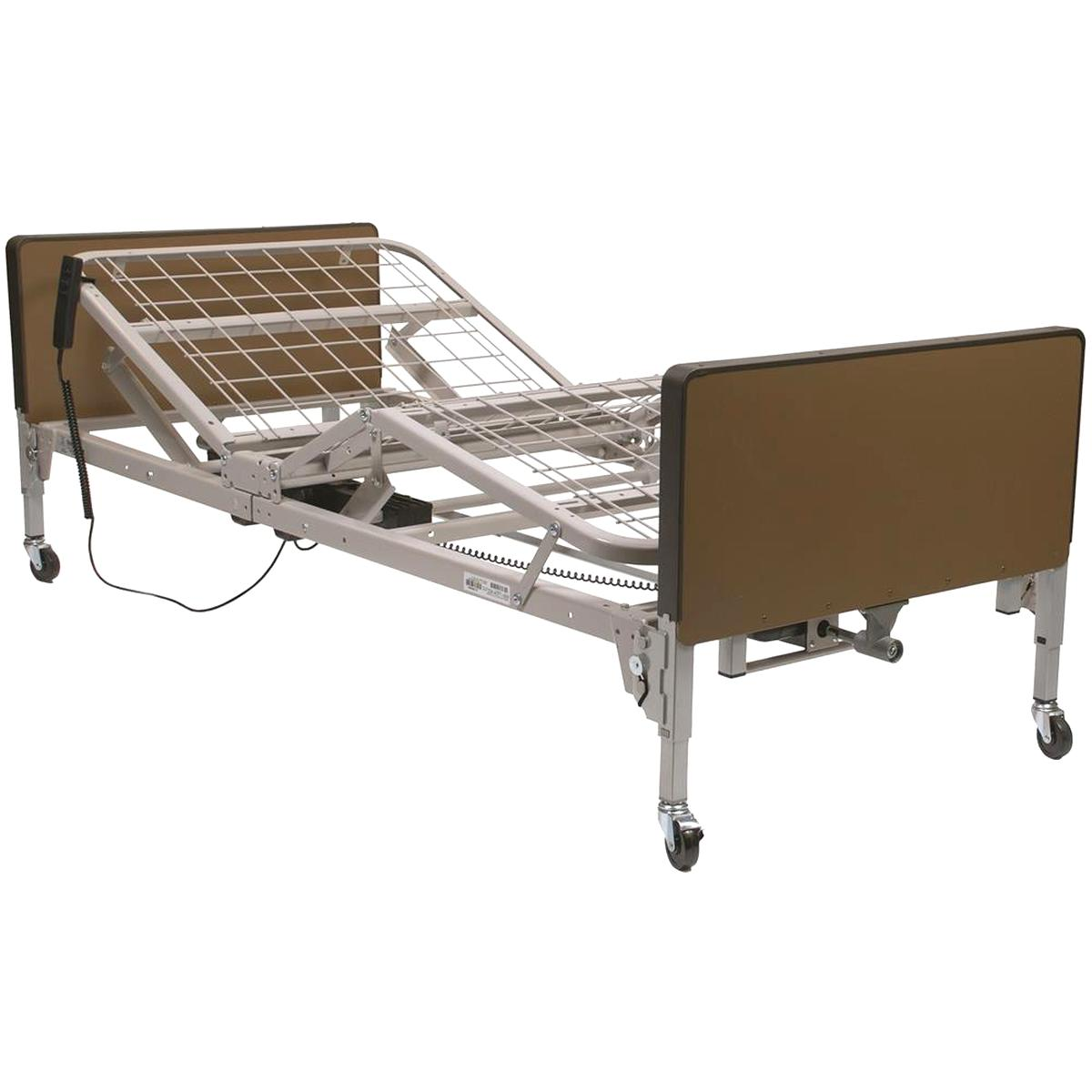 hospital bed lumex for sale