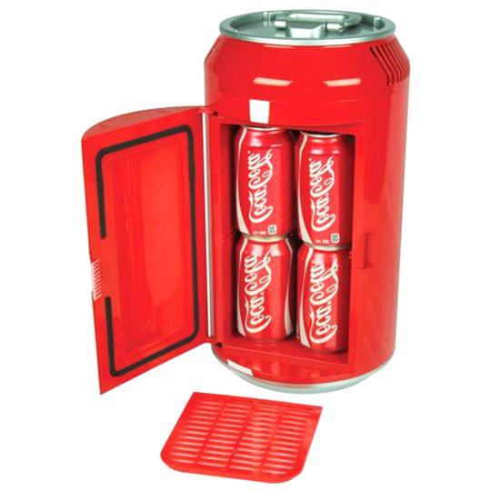 coca cola mini fridge for sale