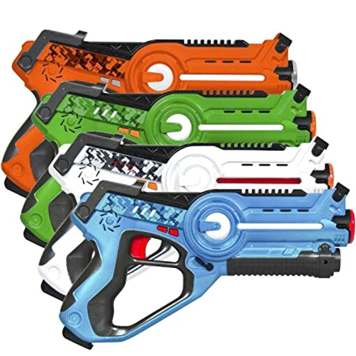 laser tag toy guns for sale