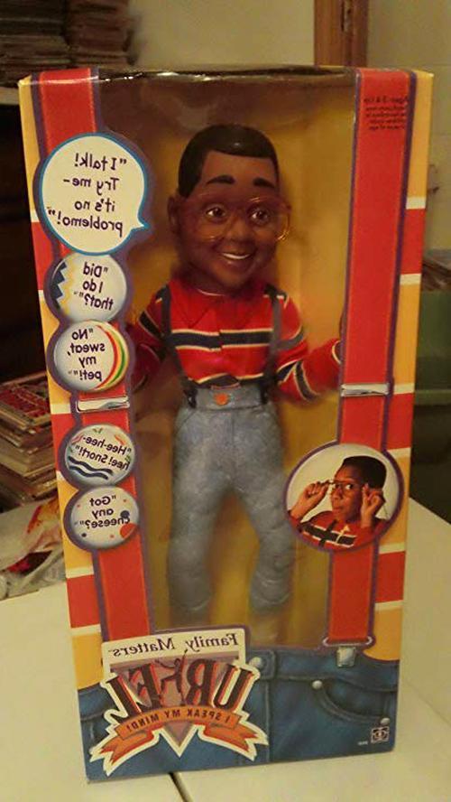 steve urkel doll for sale