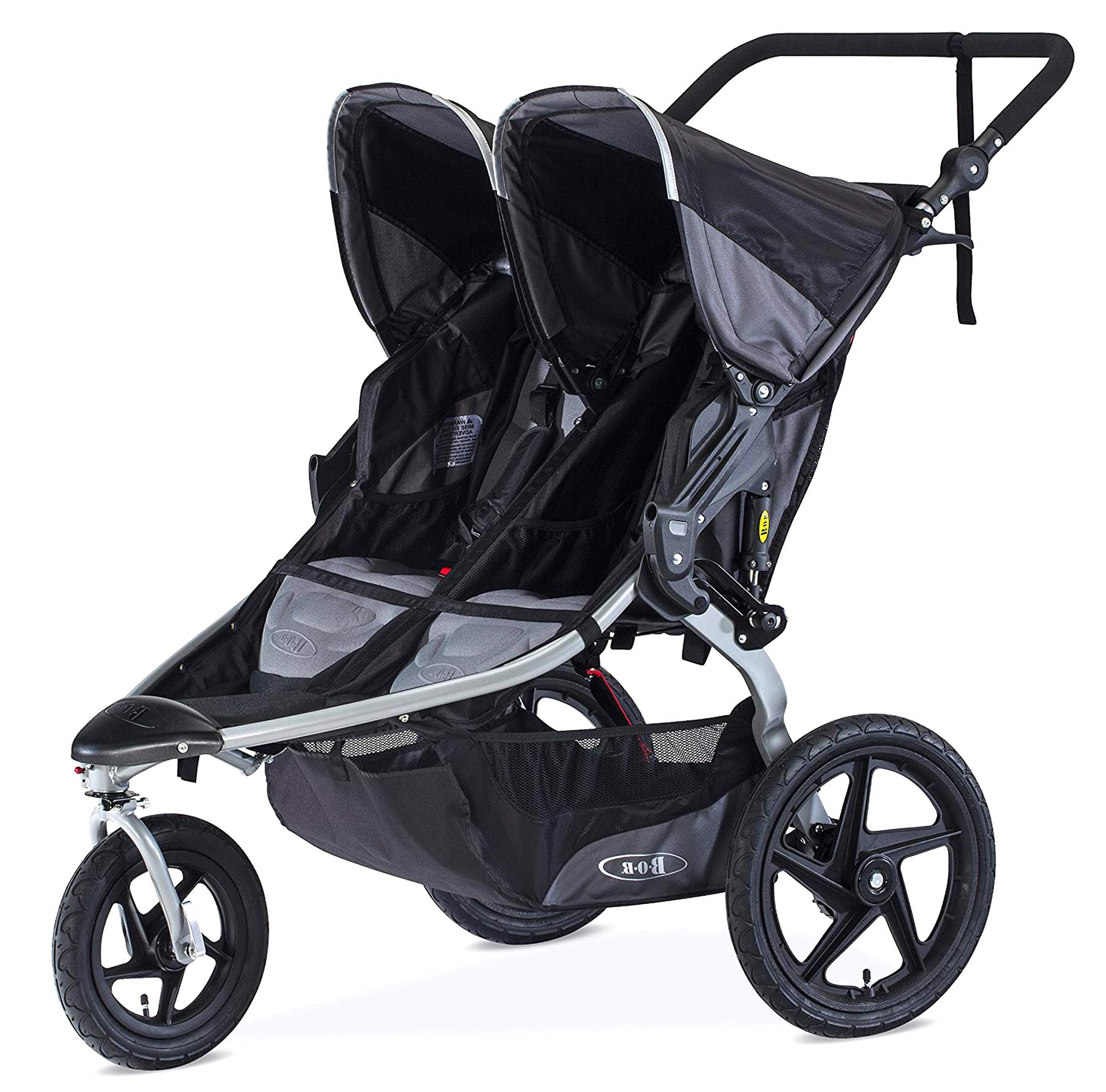 bob double stroller for sale
